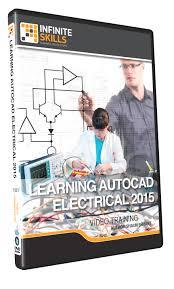 infinite skills u0027 u201clearning autodesk autocad electrical 2015