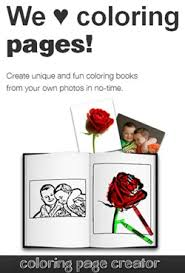 turning pictures into coloring pages 36 best kids things to color images on pinterest coloring books