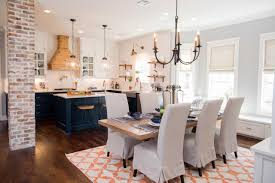Craftsman Style Dining Room Furniture Design Tips From Joanna Gaines Craftsman Style With A Modern Edge