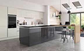 Handleless Kitchen Cabinets Kitchen Doors U0026 Accessories Uform