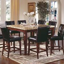 Steve Silver Dining Room Furniture Steve Silver Company Montibello 7 Piece Counter Height Dining Set