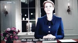Helle brugte to klassiske retoriske virkemidler  Det konkrete eksempel  den arbejdsl  se S  ren fra Aalborg  og sin egen privatperson  familiehistorie  Kommunikationsforum