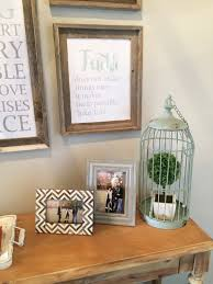 How To Make A Gallery Wall by Vintage Market Days Okc 2015 Fall Lillian Hope Designs