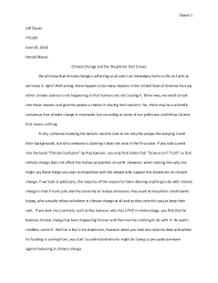 Climate change how to write and essay Home