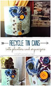 Halloween Tin Can Crafts Craftionary