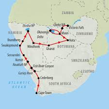 Africa Map Game by South Africa Tours And Safari Holidays On The Go Tours
