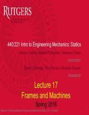 engineering mechanics SlideShare