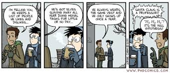 Environmental Economics     entries from December      Environmental Economics Blog PhD Comics  The Claus Hypothesis