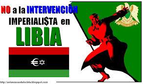 ¿Contra Gadafi o contra el imperialismo?
