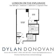 1 scott street floor plans luxury toronto condos