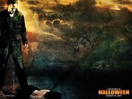 halloween michael myers in background the devils eyes halloween movies fansite october 2013