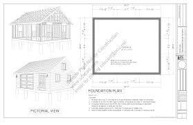 10 Car Garage Plans Blueprints Sds Plans Part 5