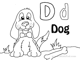 letter d coloring pages getcoloringpages com