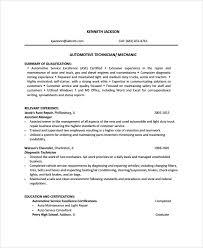 HVAC Resume Template         Free Word  Excel  PDF Format Download