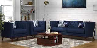 Fabric Sofas Buy Fabric Sofa Set Online  Get  OFF  WoodenStreet - Fabric sofa designs