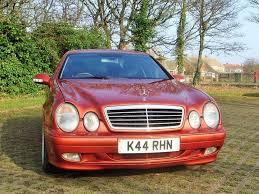 2000 mercedes benz v8 clk 430 elegance coupe auto 279 bhp amg