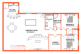 house plan plans with walkout basements floor incredible finished
