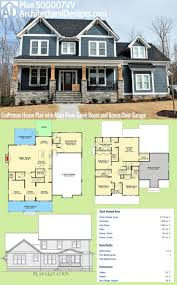 Craftsman Home Plans With Pictures Best 20 House Plans Ideas On Pinterest Craftsman Home Plans