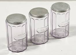 decorative glass kitchen canisters the functional glass kitchen