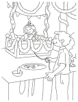 Laddu gopal coloring page | Download Free Laddu gopal coloring ...