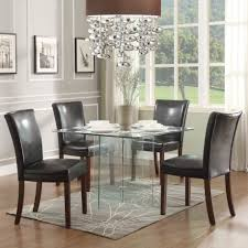 chair luxury modern glass dining table tedxumkc decoration set top full size of