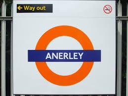 Anerley railway station
