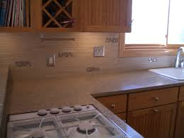 porcelain and glass kitchen backsplash in windsor