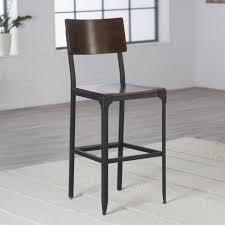 kitchen design magnificent leather bar stools black metal bar