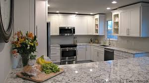 How To Remodel Old Kitchen Cabinets Small Space Kitchen Remodel Hgtv Inside White Kitchen Renovation