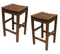 Patio Furniture Bar Height Dining Set - amazon com patio pub height super stool 2 pack folding patio