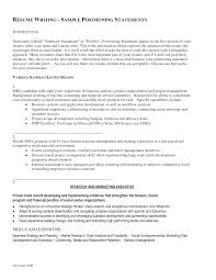 Resume Profile Section Examples by Profile Resume Examples 6b7f2e6cf The Personal Profile Resume