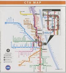 Chicago Line Map by Chicago Bus Trip Purdue College Of Liberal Arts