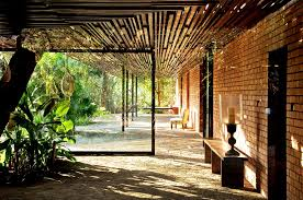 emerging practices in india spasm design architects archdaily emerging practices in india spasm design architects house at alibaug image courtesy of