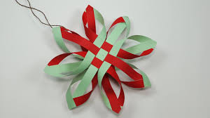 Homemade Christmas Decorations by Paper Snowflakes How To Make Paper Snowflakes For Diy Christmas