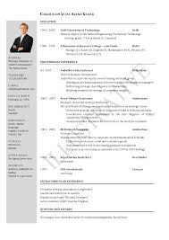 Sample Resume For Senior Manager by Harvard University Sample Resume Resume Format Pdf Accounts Blank