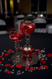 Silver Centerpieces For Table Best 25 Red Wedding Centerpieces Ideas On Pinterest Rose
