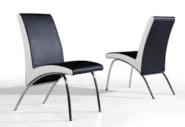 Metal Dining Room Chair Chairs Glamorous White Modern Dining Chairs White Modern Dining