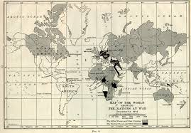 Europe After Ww1 Map by Book The Geography Of The Great War By Frank M Mcmurry Ph D