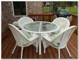 Resin Wicker Patio Furniture Sets - white resin wicker furniture moncler factory outlets com