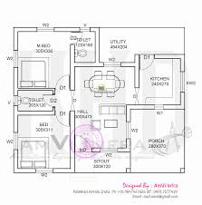 amazing architecture bedroom house plans collection also 2 bhk sqfeet single storied house kerala home gallery with 2 bhk plan layout pictures