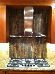 Kitchen Backsplash Mural Stone by Kitchen Marvellous Kitchen Design Ideas With Cream Granite