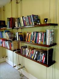 best hanging bookcases best home design unique to hanging