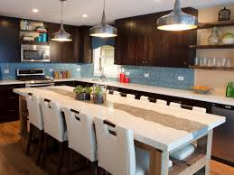 Long Kitchen Island Designs by Stunning 6 Foot Kitchen Island With Layout Templates Different
