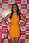 HQ Bollywood Celebrity Pics: Nargis Fakhri Hot In Orange Skirt At
