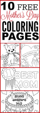10 free mother u0027s day coloring pages coupon closet