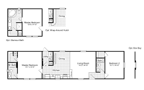 Find A Floor Plan The Woodland I Ff16642a Manufactured Home Floor Plan Or Modular