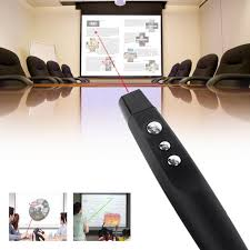 Newest Multifunctional    Ghz USB Wireless Presenter Laser Pointer PPT Remote Control for Powerpoint Presentation IGN com
