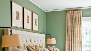 Green Bedroom Wall Designs Green Decorating Ideas Southern Living