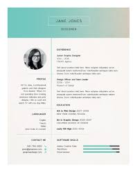 Best Resume Font Style And Size by How To Create A Resume