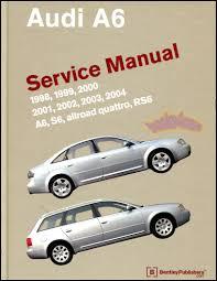 audi shop service manuals at books4cars com